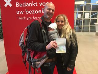 Paspoort pasfoto paniek