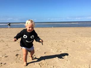 The beach of Noordwijk