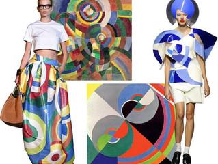 """""""Where Fashion meets Art"""""""