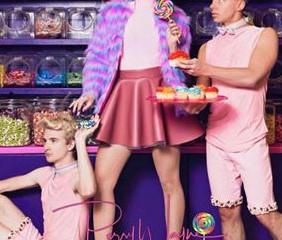 Lollipop- Fashion show