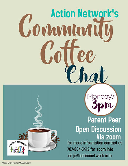 coffee chat parent peer discussion 09302