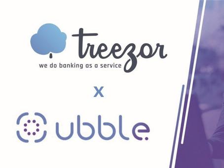 Treezor et ubble signent un accord stratégique pour un KYC européen de nouvelle génération