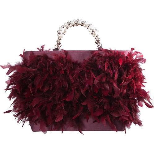 Angel of the Open Heart - MARY Grande Handbag