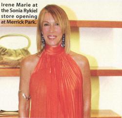 Irene Marie Ocean Drive Magazine