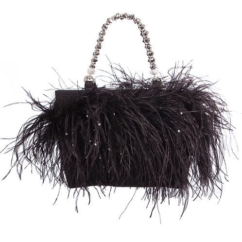 Angel of the Night Sky - MARY Petite Handbag