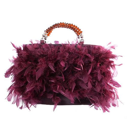 Angel of the Open Heart - MARY Medio Handbag