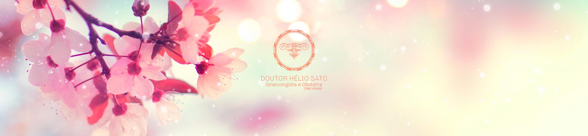 Doutor Hélio Sato, médico ginecologista e obstetra, especializado em Endomtriose.