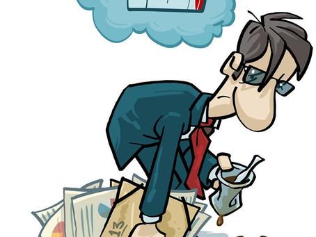 Burnout: sindrome da esaurimento da lavoro