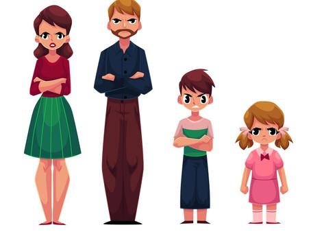 Comunicazione tra i membri della famiglia: efficace o inefficace