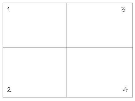 L'esercizio dei 4 quadranti contro l'insofferenza. Provalo!