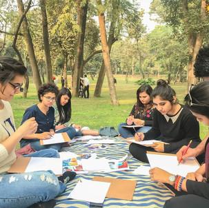 Delhi Art Crawl