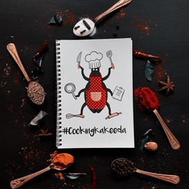 Merchandise - Notebook - Cooking