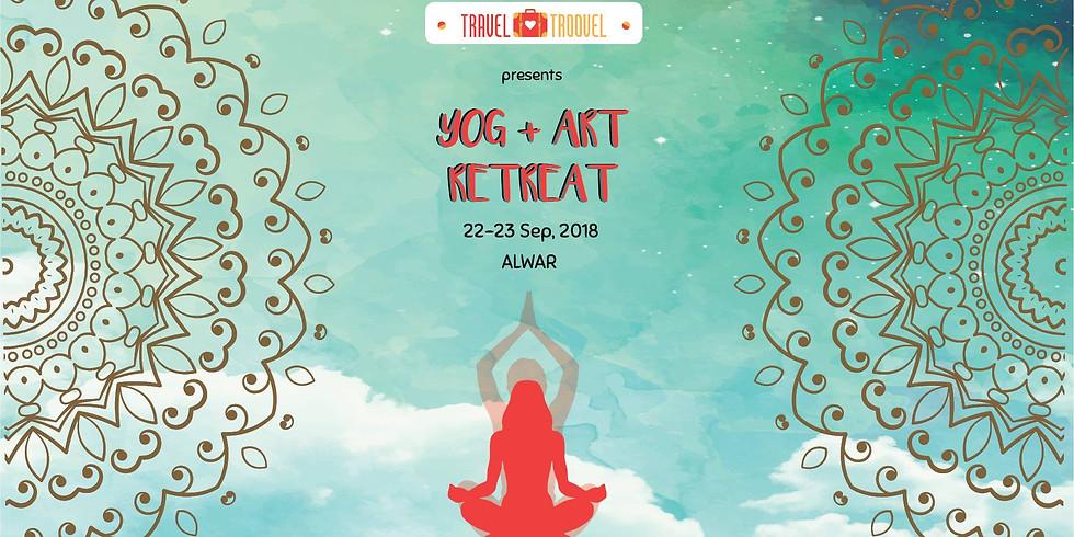 Yog+Art Retreat