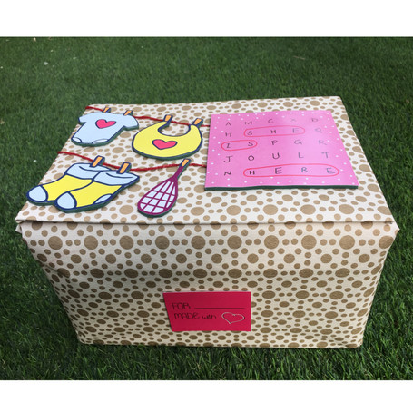 Gift Box - Baby Girl