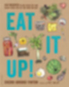 food waste, sustainability, eat it up, vinton, real food, cooking, meals