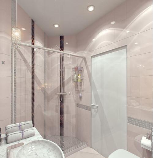 Tuvalet banyo Işıklandırma