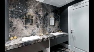 Ufak banyo ve tuvaletlerin daha kullanışlı olması için 9 farklı yöntem