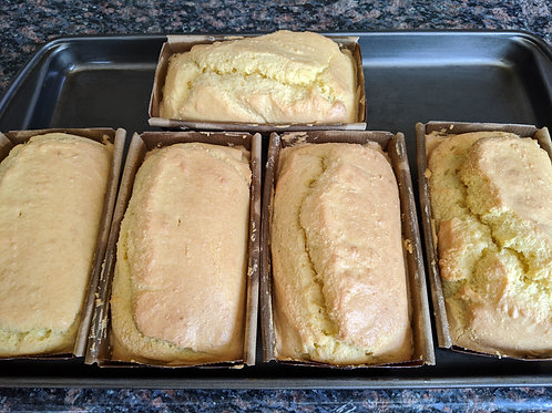 Keto Bread (Gluten Free)