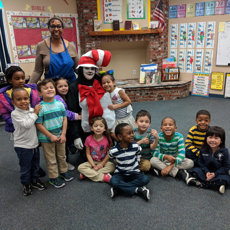 Dr. Suess Day!