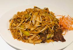 Basil Noodle w/ Beef