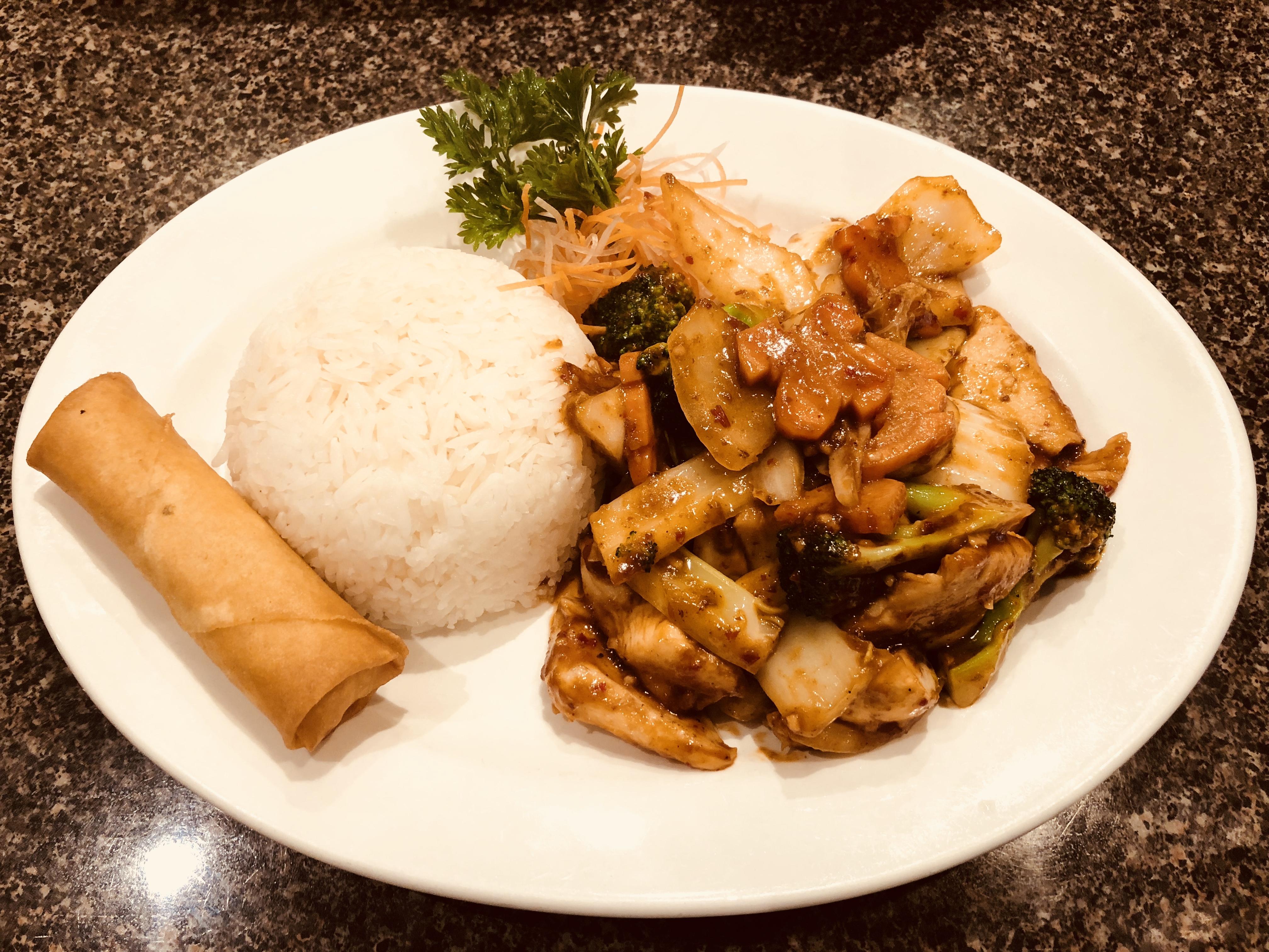 Thai Spicy Chicken