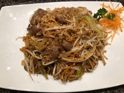 Satay Noodle w/ Beef