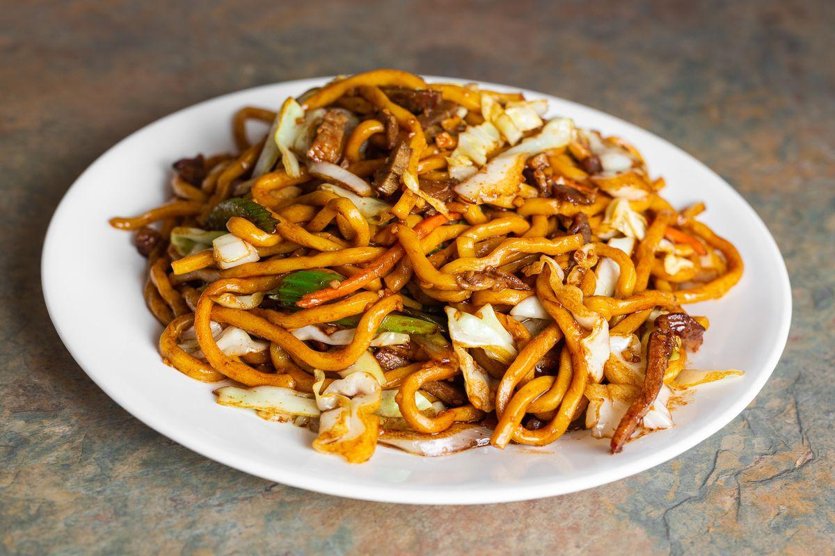 Shanghai Chow Mein