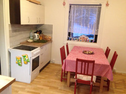Desná kuchyň