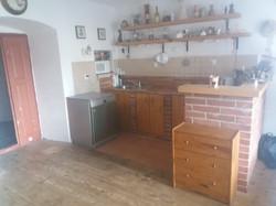 Tchořovice kuchyň