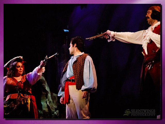 Ruth - Pirates of Penzance