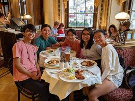 Chuck, Kim, Aeiou et al Vienna 2.jpg
