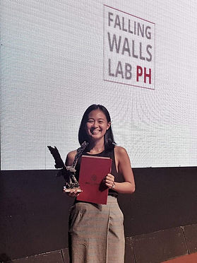 Kim Falling Walls Lab Competition for Yo