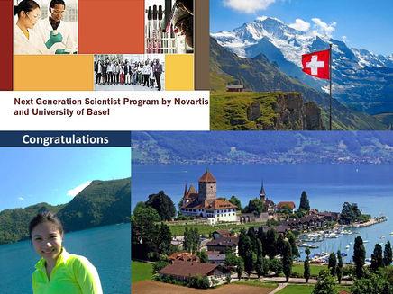 Yana Novartis Next-Generation Scientist
