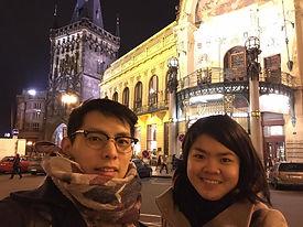 Arlou n Lorenz in Prague.jpg
