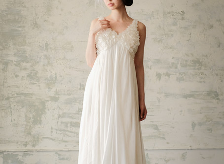 For flowers of romance Dress