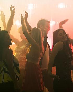 Les clients de mariage danse