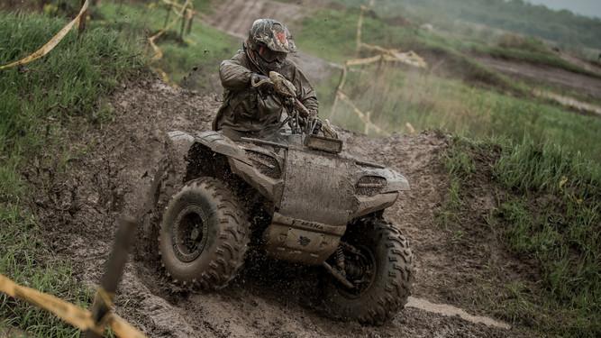 1 Этап Кубка XSR-MOTO.RU 2015 - ATV