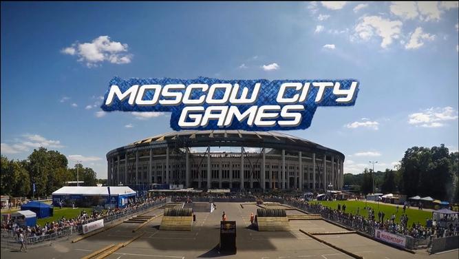 Moscow City Games в Лужниках 2015 - МОТО Площадка