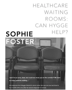 Personal Project Written (Sophie Foster)