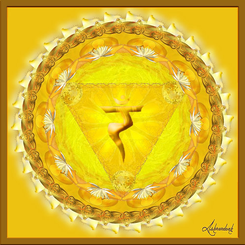 Manipura, Sacral Chakra Symbol