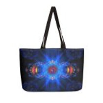 Ajna Third Eye Chakra Weekender Bag