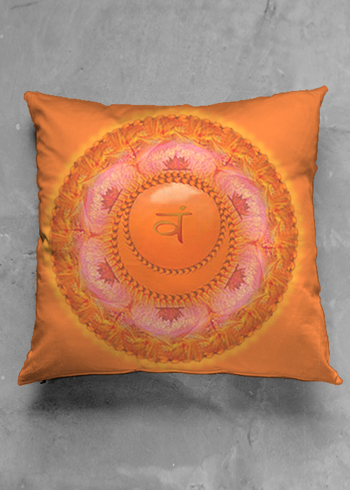 svadhisthana pillow