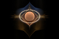 The seed entering the earthen womb