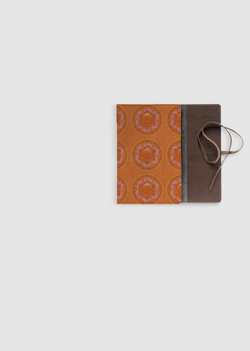 svadhisthana leather journal