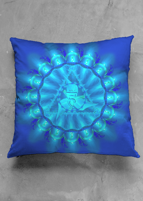 VISUDDHA CHAKRA  pillow