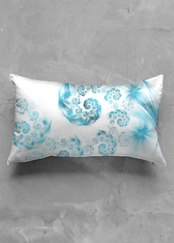 Blue Phi Spiral