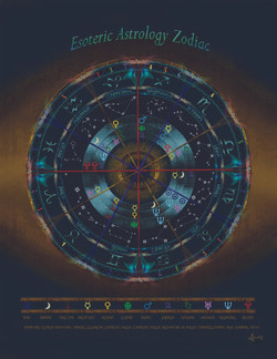Esoteric Astrology Zodiac 6-2
