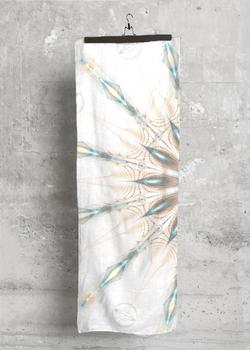 Presence cashmere silk scarf