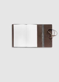 svadhisthana leather journal3