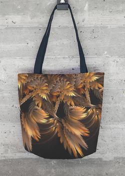 Autumn Feathers  tote bag